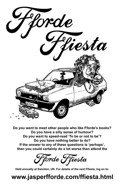 Ffiesta Advert