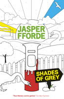 Shades of Grey UK book cover