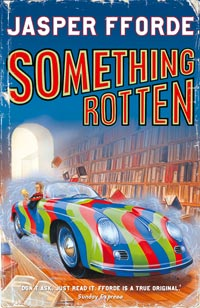 UK cover of 'Something Rotten'