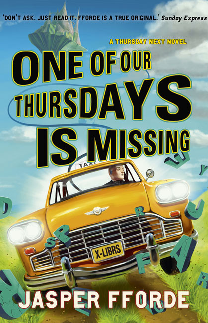 One of Our Thursdays is Missing UK edition