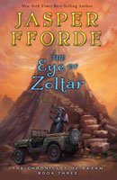 Eye of Zoltar US book cover
