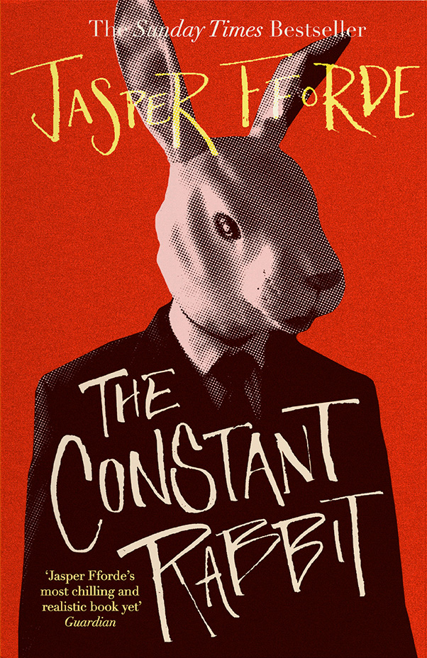 Constant Rabbit UK paperback cover