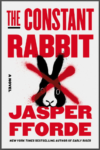 Constant Rabbit UK book cover