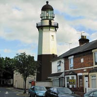 The lighthouse on alexander road